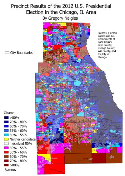 IL Chicago-area precincts