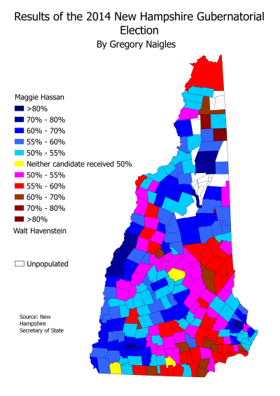 NH 14Gov results