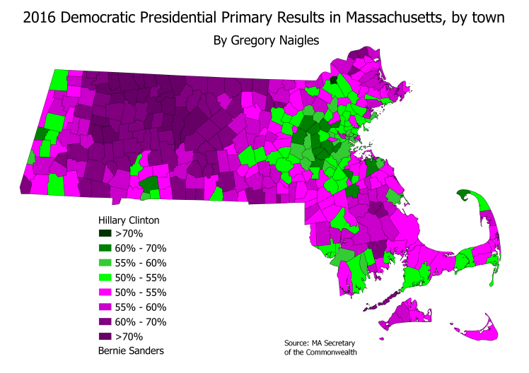 MA 16PrezPrimDem results