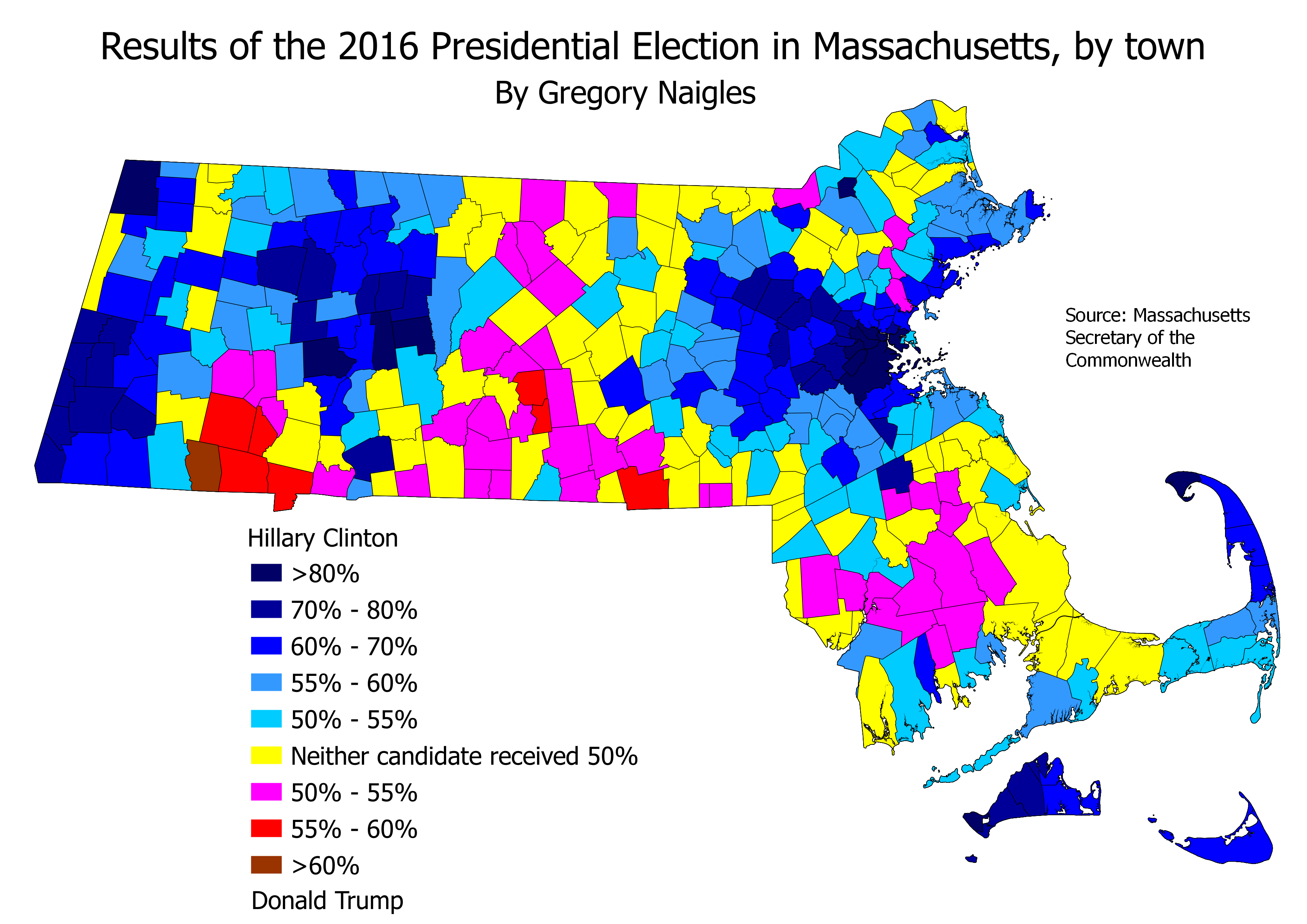 What on Earth Happened in 2016 Part 4 Massachusetts
