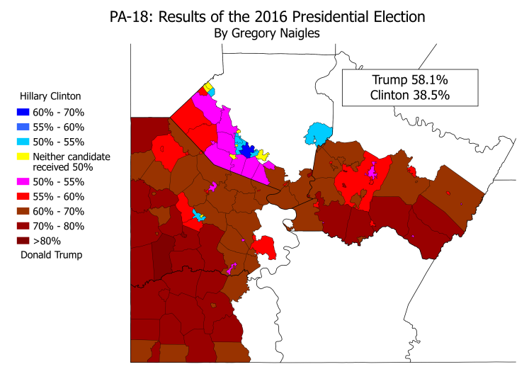 PA CD18 16Prez results