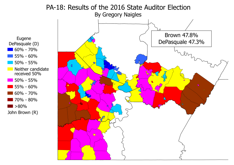 PA CD18 16StAud results