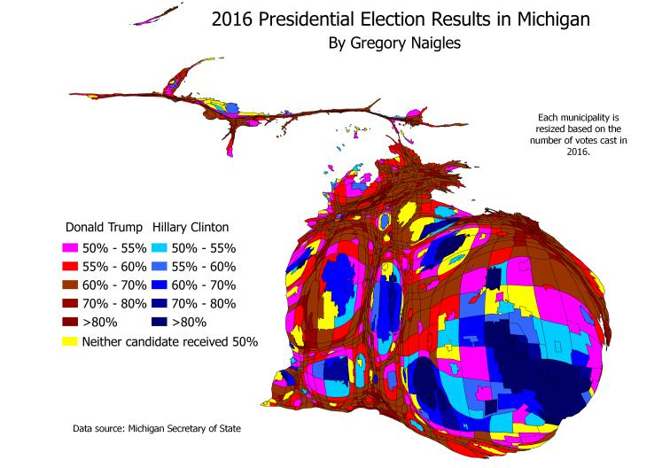 MI 16Prez results