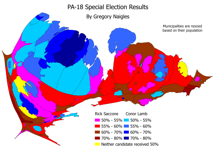 PA CD18 results